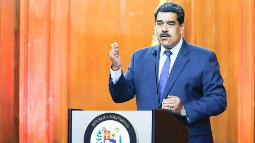 "Maduro sobre parlamentarias de diciembre: ""Votos sí, balas no"" | HISPANTV"