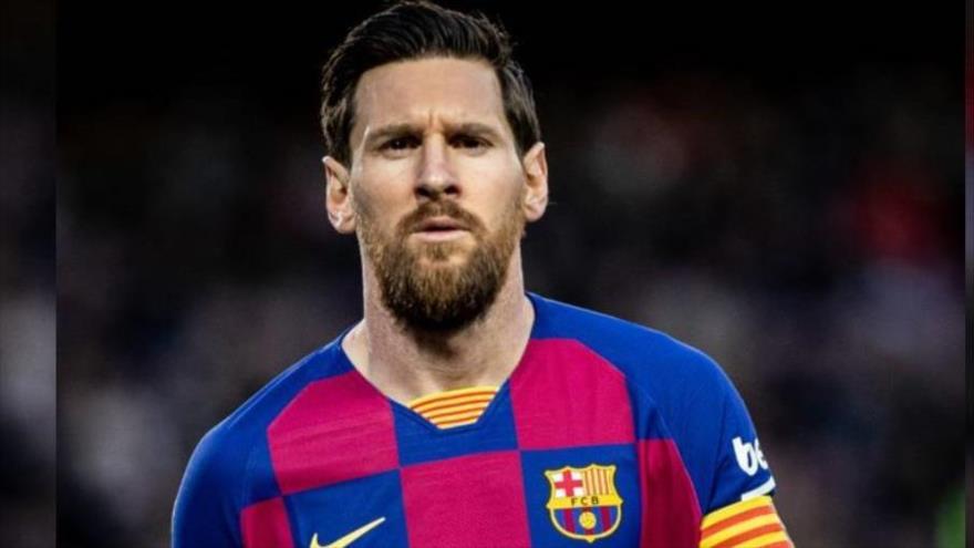 Vídeo: Messi se luce en su gol 700 de penalti a lo 'Panenka' | HISPANTV