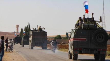 Fuerzas sirias y rusas envían refuerzos militares a Al-Raqa