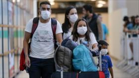 Malas condiciones en vuelos latinoamericanos, en medio de COVID-19