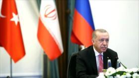 Turquía: Cooperación con Irán y Rusia ha reducido violencia en Siria