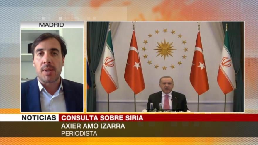 Izarra: Europa pierde papel en zona mientras Irán sube influencia