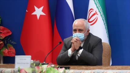 Canciller iraní ve pronto establecimiento de la paz en Siria