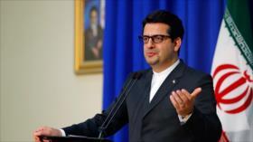 Irán tacha de mohosa la opción militar de EEUU en su contra