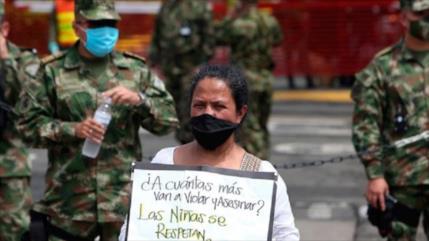 Colombia investiga a 118 oficiales implicados en abusos sexuales