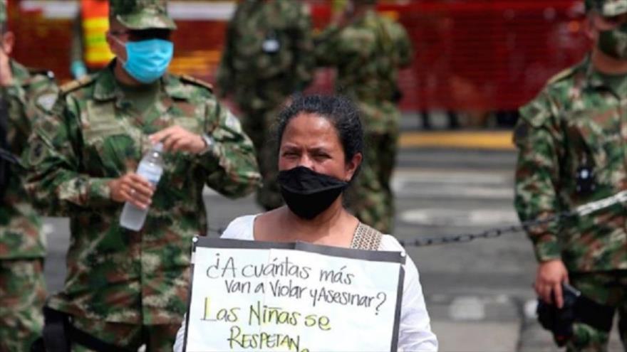Colombia investiga a 118 oficiales implicados en abusos sexuales ...