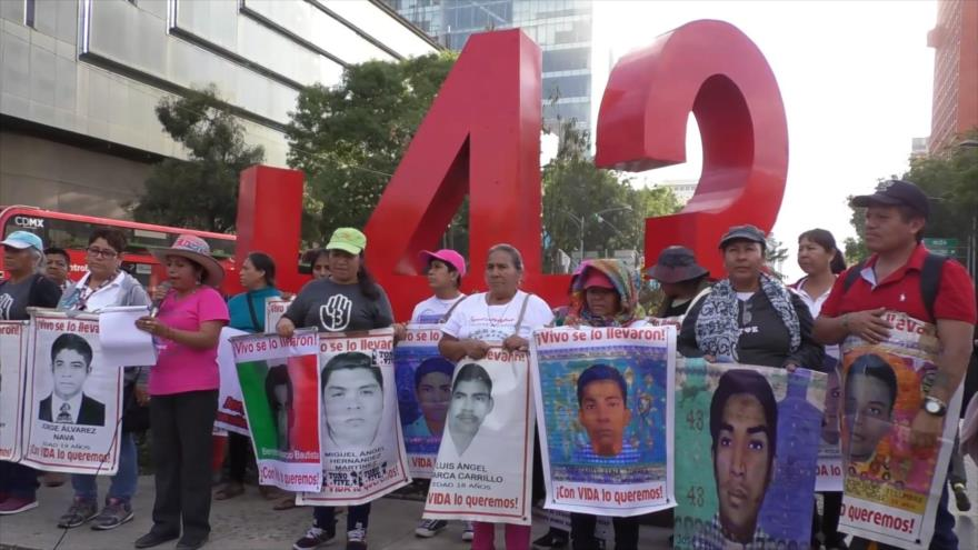 A 69 meses, el caso Ayotzinapa da un nuevo giro en México | HISPANTV