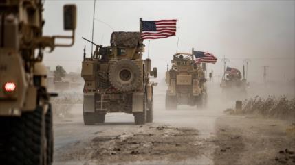 EEUU establece un aeropuerto militar en Al-Hasaka, Siria