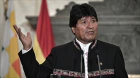 Evo Morales rechaza a la OEA como observadora de las elecciones