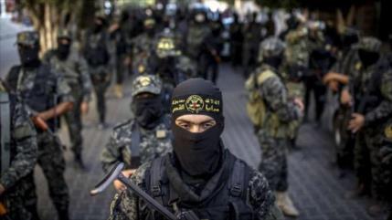 Yihad Islámica defenderá a Cisjordania con resistencia armada