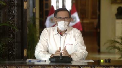 Gobierno peruano levantó la cuarentena, pero mantiene restricciones