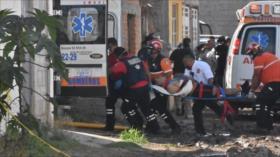 Ataque armado en México se salda con 24 muertos y varios heridos
