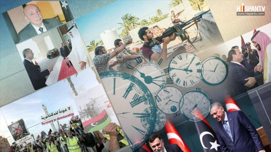10 Minutos: Crisis de Libia