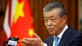China tomará represalias si Londres extiende su plan para Hong Kong
