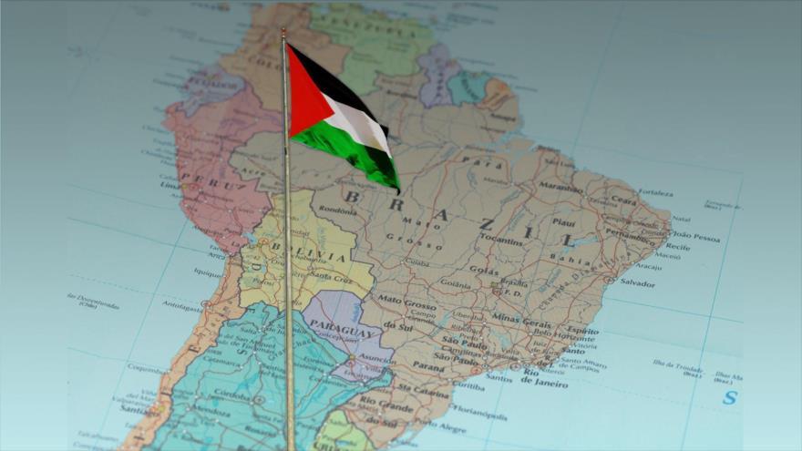 Vídeo: Latinoamérica alza la voz contra anexión israelí