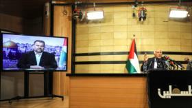 HAMAS y Al-Fatah se alían contra la anexión israelí de Cisjordania