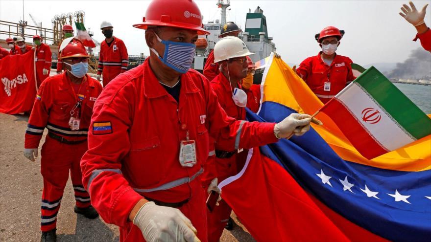 Irán suministrará mercancías a Venezuela pese a amenazas de EEUU