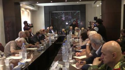 Facciones palestinas en Siria censuran plan de anexión israelí