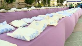 3331 kilos de estupefacientes confiscados cerca de Teherán