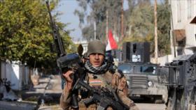 Irak inicia masiva operación contra Daesh al norte de Bagdad