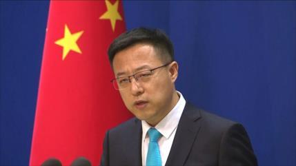 China insta a otros gobiernos a no entrometerse en sus asuntos