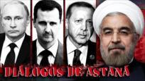 Detrás de la Razón: Diálogos de Astaná son necesarios para alcanzar la paz siria, advierte Rohani