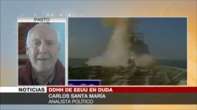 Santa Maria: EEUU derribó avión comercial iraní con premeditación