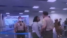 Vídeo: Agente de policía pega un puñetazo a una mujer negra en Miami