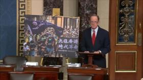 Sanciones de EEUU contra China por ley de seguridad de Hong Kong