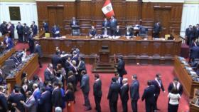 Congreso de Perú contrató a excongresistas fujimoristas