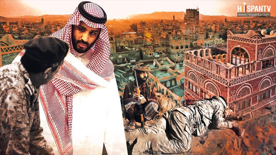 Cinco años de guerra en Yemen y un final trágico para Arabia Saudí | HISPANTV