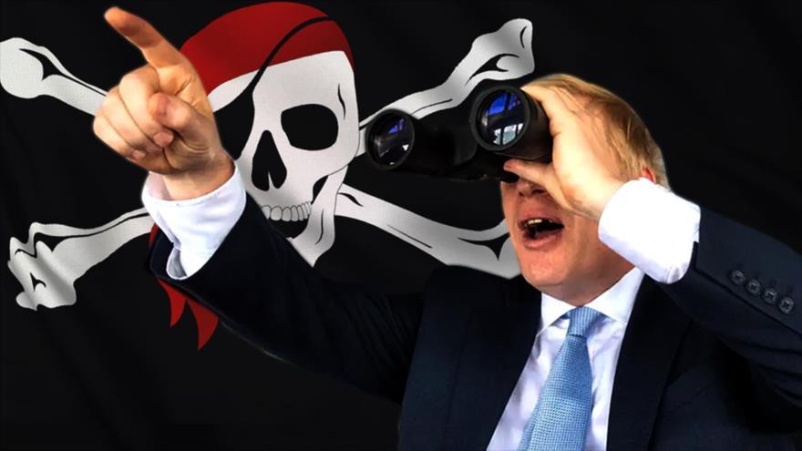 ¿Piratería moderna?: El Reino Unido despoja a Venezuela de su oro | HISPANTV