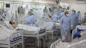 Estudio: Brasil tiene ocho millones de contagiados con COVID-19