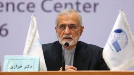 """Irán lamenta """"dependencia"""" del organismo atómico de ONU de EEUU"""