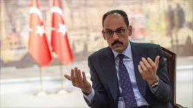 Turquía apoya acción unificada de palestinos contra anexión israelí