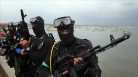 Israel se preocupa por alta capacidad de comandos navales de HAMAS