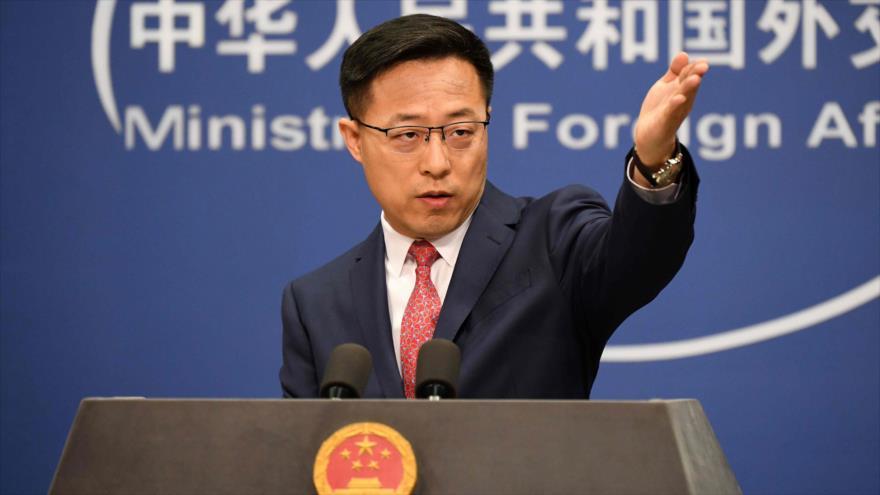 China: EEUU es la fuente de la inestabilidad en el mar del Sur | HISPANTV