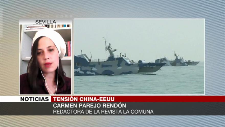 Parejo: EEUU interfiere en disputas en Asia para dañar a China