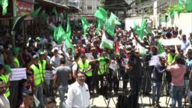 Acuerdo nuclear. Protestas en Gaza. Lucha antiterrorista en Irak - Noticias Exprés: 19:30 - 03/07/202