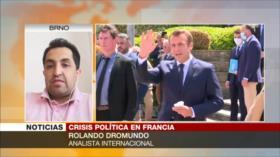 Dromundo: Macron remodela su Gabinete pero no cambia de políticas