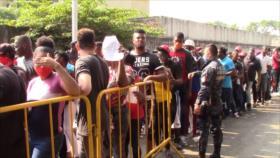 Éxodos de migrantes salen nuevamente pese a la pandemia