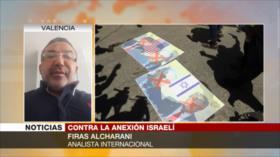 Alcharani: Palestinos deben unirse para recuperar territorios ocupados