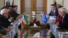 Irán advierte a UE de secuelas de incumplimiento con pacto nuclear