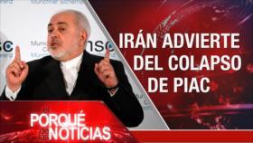 El Porqué de las Noticias: Acuerdo nuclear iraní. Juicio por Khashoggi. Recortes de Air France