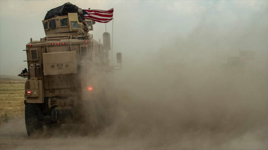 Atacan un convoy de fuerzas de EEUU en Deir Ezzor, Siria | HISPANTV