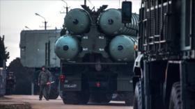 S-500 de Rusia destruirá armas hipersónicas en el espacio