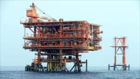 Irán, autosuficiente en reparación de plataformas de perforación