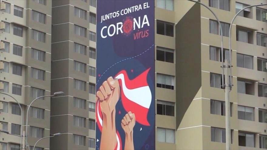 Gobierno peruano aumenta el presupuesto anual para frenar COVID-19