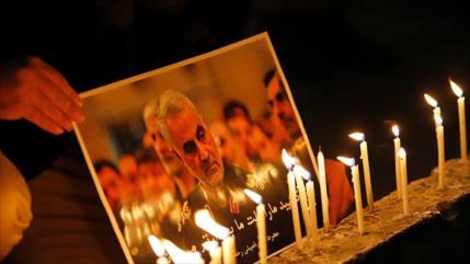 Irán: EEUU asesinó a Soleimani para hacerle gran regalo a Daesh