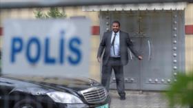 Revelado en juicio de Khashoggi: Me pidieron encender el horno
